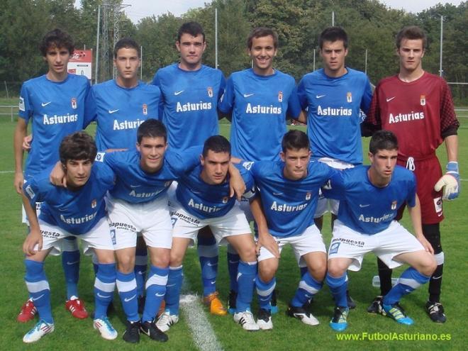 Real Oviedo Club de Fútbol Juvenil