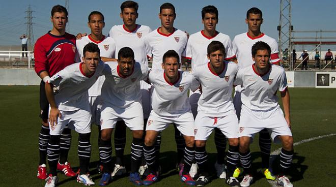 Sevilla F�tbol Club Senior