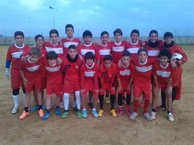 Recreativo Portuense Club de Fútbol Base Infantil