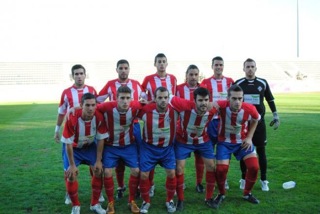 C.P. Almería :: Plantilla Temporada 2012/2013 ::