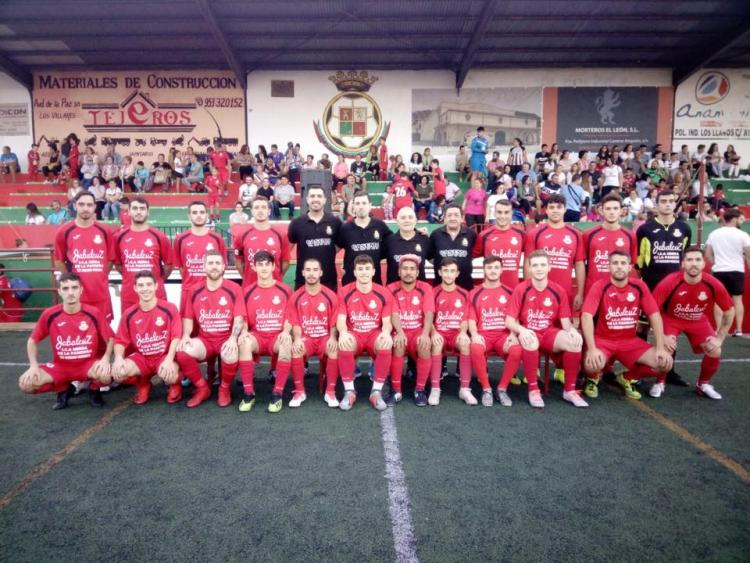 Los Villares C.F. :: Fútbol de Andalucía ::