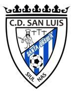 C.D. San Luis Siulnas :: Plantilla Temporada 2015/2016 ::