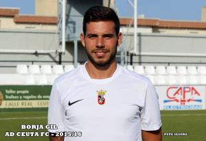 Borja Gil (Lincoln Red Imps) - 2015/2016