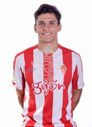 Cristian Salvador (Real Sporting ) - 2016/2017