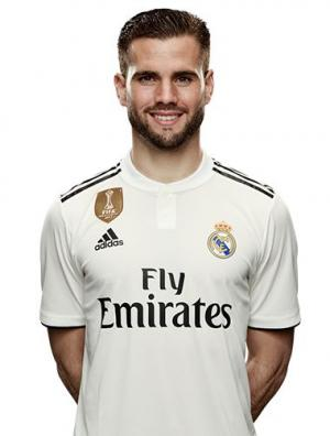 Nacho (Real Madrid C.F.) - 2018/2019